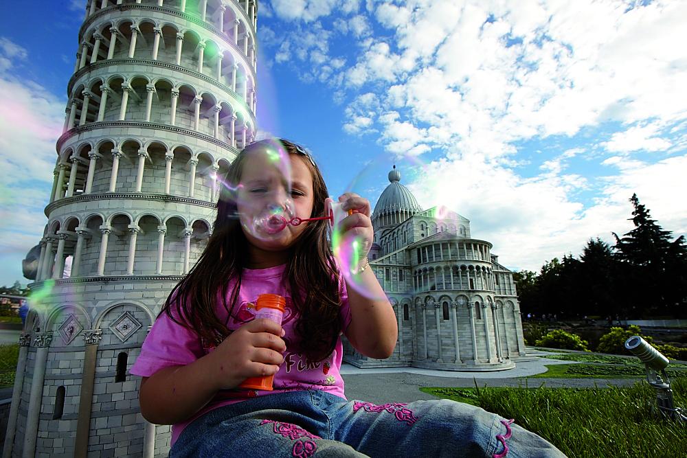 leolandia parco divertimenti bambini