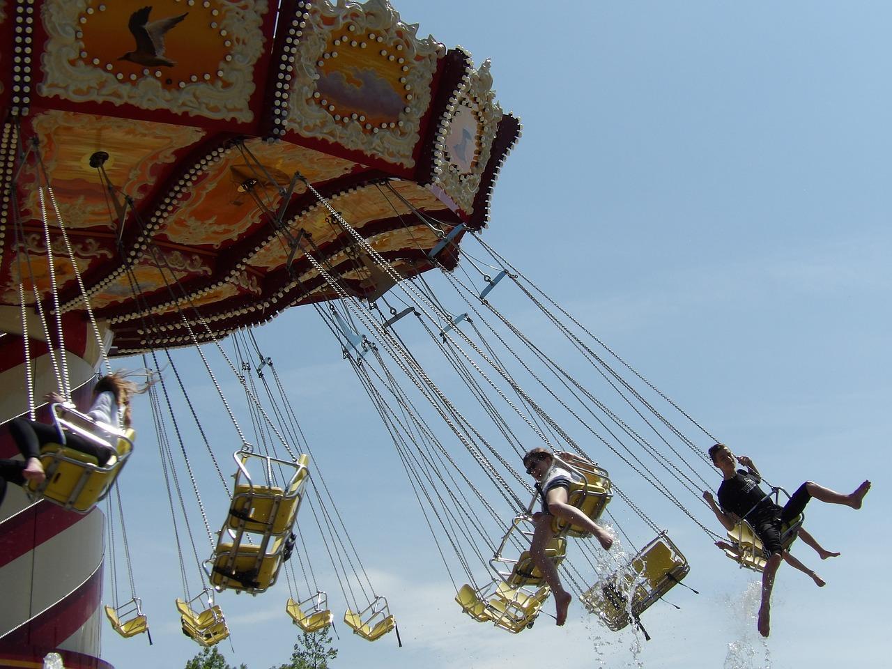 parchi giochi da visitare a roma