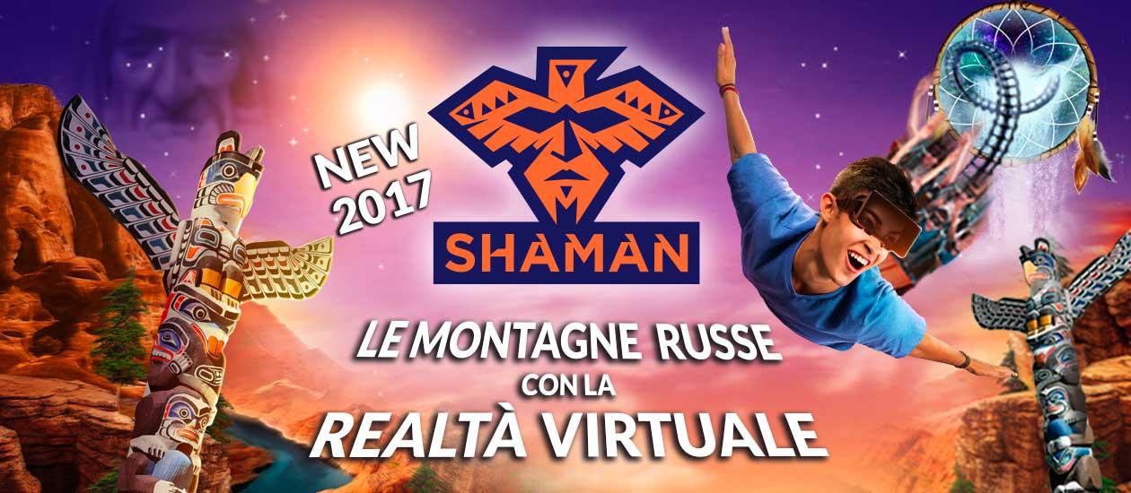 nuova attrazione gardaland 2017_shaman