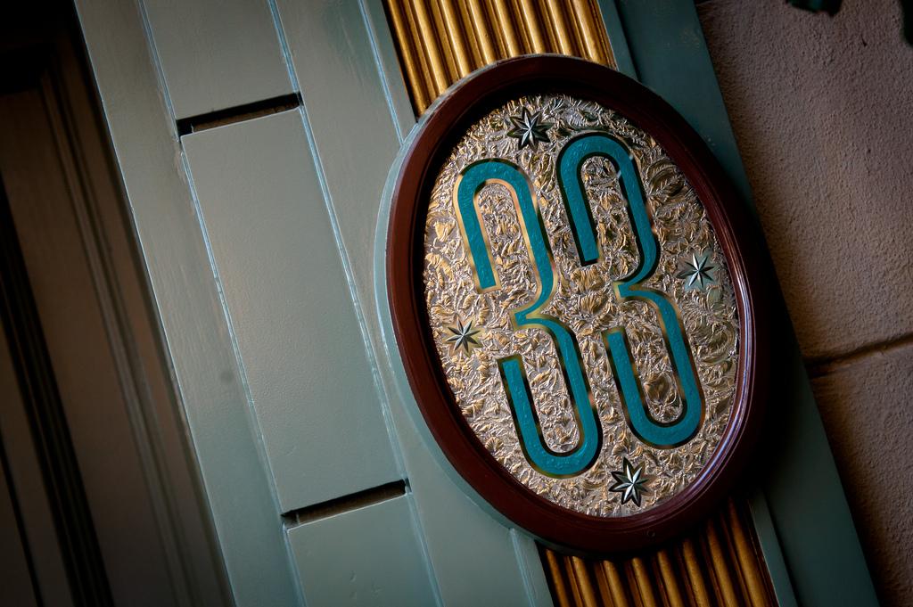 parchi divertimento nel mondo club 33 disneyland