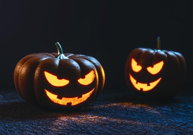 halloween nei parchi divertimento